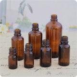 bernsteinfarbige Glasflasche 30-200ml für Sirup (NBG11)