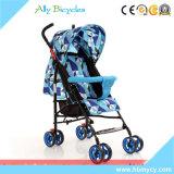 Облегченные складные дешевые прогулочные коляски и Prams младенца с сенью