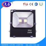 Del vidrio Tempered 150W SMD LED alta Power/LED luz del proyecto del reflector