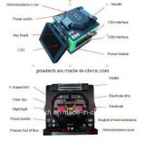 Neue Marken-Faser-Schmelzverfahrens-Filmklebepresse (Fabrik in China)