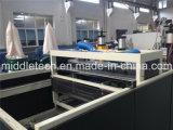 PVC屋根瓦シートの生産ライン