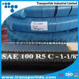 Hydraulischer Gummischlauch SAE-R12/R13/R15 für extremen Hochdruck