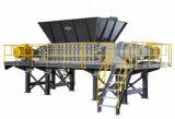 De Ontvezelmachine van twee Schacht/de Dubbele Ontvezelmachine M1200 van de Schacht