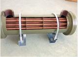 Réfrigérant à refroidisseur/huile d'eau de circuits hydrauliques