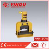 25t Vの形の油圧バス・バーの切削工具(CWC-150V)