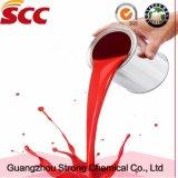 Mastice resistente di colore rosso del tempo 1k Nc di prezzi di fabbrica