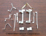 ODM de carimbo/de perfuração do fornecedor de Partselectrical dos terminais do OEM