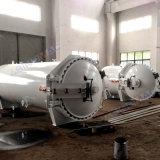 1500X7500mm 세륨 승인되는 탄소 섬유 처리 오토클레이브 (SN-CGF1575)