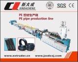 Línea máquina de la fabricación del tubo del PE