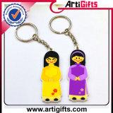 Kundenspezifisches Form 2D Kurbelgehäuse-Belüftung Keychain