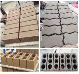 Semi machine de fabrication de brique Qt4-24 Ouganda