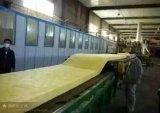 Di cartello isolato metallo delle lane di vetro della pianta di fabbricazione dei comitati di parete