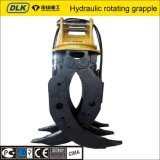 セリウムCertificate Hydraulic Grapple、Log Grapple、20-30 TonsのExcavatorへのStone Grapple Fits