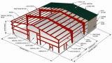 Die niedrige Kosten-Stahlkonstruktion Builidng