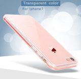 Teléfono celular que llama el caso que contellea más caso que contellea de la luz del LED