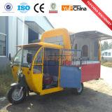 Carro elétrico do alimento das rodas da boa qualidade 3