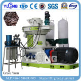 Yulong Vertical Ring-Die 4-6t / H Wood Sawdust Pellet Produce Line