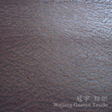 Panno bronzato di timbratura caldo del cuoio della pelle scamosciata di Microfiber per la tessile domestica