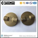 Fornecedor da ferragem/disco de bronze da peça do forjamento do aço inoxidável/válvula das peças de bronze da peça do molde dos materiais de construção da carcaça/válvula