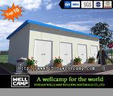 정부 원조 튼튼한 간단한 모듈 Prefabricated 집