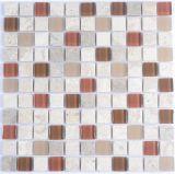 Il mosaico di vetro lavora per il mosaico delle piscine