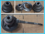 Alto nuevo alimentador de la rueda de la granja del diseño 40-55HP de Quanlity con precio apropiado