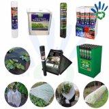 농업 잡초 방제 매트를 위한 100% PP 짠것이 아닌 직물
