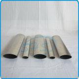 Pipes ovales elliptiques d'acier inoxydable pour la décoration