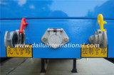 стенка 3-Axle/падения стороны трейлер Semi для перехода контейнера 20FT в сини цвета