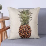 Het digitale Decoratieve Kussen/het Hoofdkussen van Af:drukken met Patroon Botanical&Floral (mx-67)
