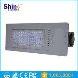 Fabricante solar superior de la luz de calle del vendedor LED, lista de precios accionada solar certificada RoHS de las luces de calle de la energía 60W LED del Ce