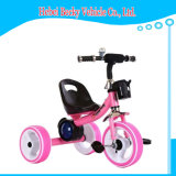 China Baby Kids Tricycle Ride em brinquedos Three Wheeler Pram with Ce