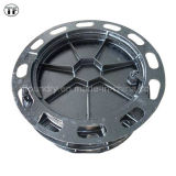 Lockable Ductile Casting Iron Manhole Cover (DN600) En124 A15 B125 C250 D400 E600 F900