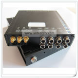 GPS TrackingのVehiclesのための3G/4G 4/8 Channel Mobile CCTV DVR