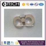Parte del morsetto di Tightener della fune metallica, morsetto d'ottone, parte di alluminio del morsetto/morsetto rapido pezzo fucinato di alluminio