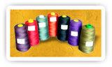 Hilo de coser hecho girar el 100% del poliester