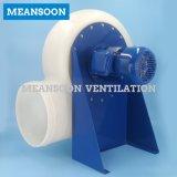 Ventilador radial corrosivo anti de los PP del plástico del capo motor del humo