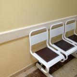 PVC & Aluminum Wall Guard per Hospital