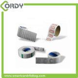 印刷できるロール付着力のペーパー/PET RFID UHFの札のステッカー