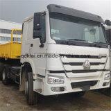 Sinotruk 원동기 HOWO 6 바퀴 4X2 트랙터 트럭 가격