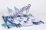 ピクニックバックパックキットの取り外し可能なびんのクーラーのホールダー毛布の版の平皿類セット
