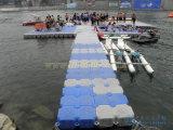 Het plastic Drijvende Systeem van het Dok van Jetski van het Ponton