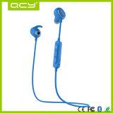 Fone de ouvido sem fio de Bluetooth do esporte do auscultadores estereofónico da música do estúdio