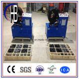Machine sertissante de boyau hydraulique à haute pression de qualité