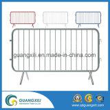 Geschäftsversicherungs-Qualität galvanisierte Metallbarrikade-Miete