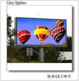 Affichage d'écran polychrome de haute résolution de P10 vrai DEL Digital