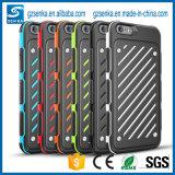 Caisse dure raboteuse d'armure de protection superbe de baisse pour l'iPhone 6 Plus/6s plus