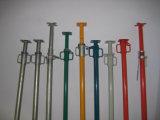 Échafaudage télescopique réglable résistant de construction d'appui vertical