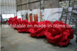 Горячее Product Giant Inflatable Flower Chain для Wedding Decoration