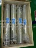 Filtre continu de fente de fil en vé de Johnson mini avec du matériau d'acier inoxydable